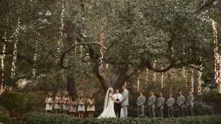 Calamigos Ranch Wedding Video {Malibu Wedding Videographer}
