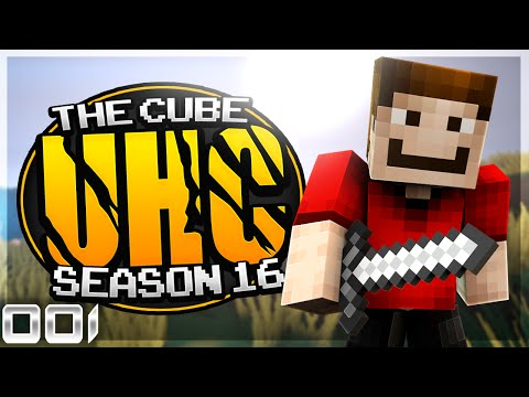 Minecraft: Cube UHC - S16E1 - The Key to Win