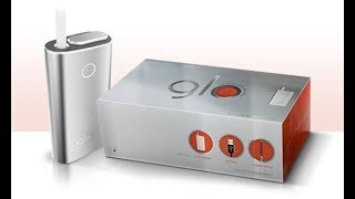 Glo - Unboxing GLO British American Tobacco (BAT) Heat not Burn (part 1)
