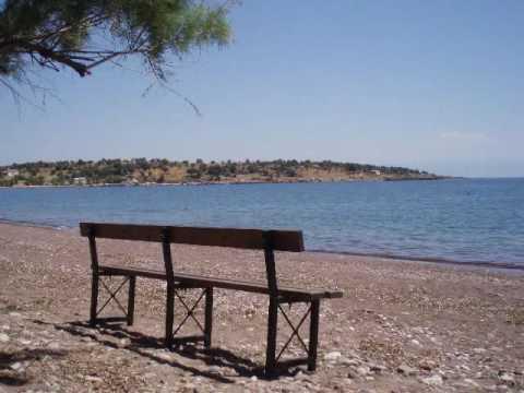 Greek island of Lesvos (Lesbos) Molyvos