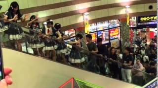 20150926 サントムーン柿田川 セントラルコート(静岡県) チーム8 スペ...