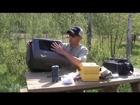 Fly Fishing Boat Bag - What's A Guide's Kit Bag?