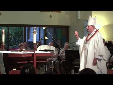 Teaching Mass with Bishop Larry: Part II - Liturgy of the Word