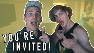 HAVING a HUGE MOVING OUT PARTY! (Epic Idea!)
