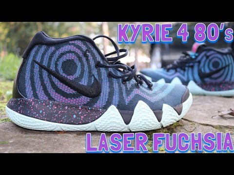 5cbb2c27215 Nike Kyrie 4 ID Unboxing - With Loop Control - YouTube for Musicians
