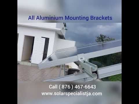 High quality low cost Solar in jamaica