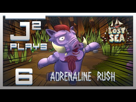Lost Sea Survival Gameplay - Adrenaline Rush - Part 6