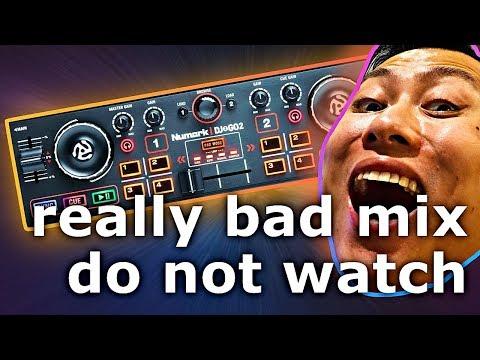 Dj Ravine Mix On Numark Dj2go2 But It's Really Bad