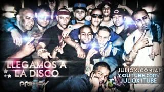 Daddy Yankee,DeLaGhetto,Baby Rasta & Gringo,Kendo,Arcangel, Alex - Llegamos A La Disco **PREVIEW**