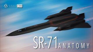SR 71 Blackbird - Anatomy [2020]