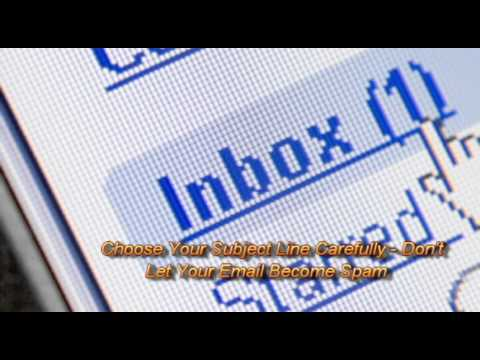Tips on Sending Your Resume via Email - YouTube
