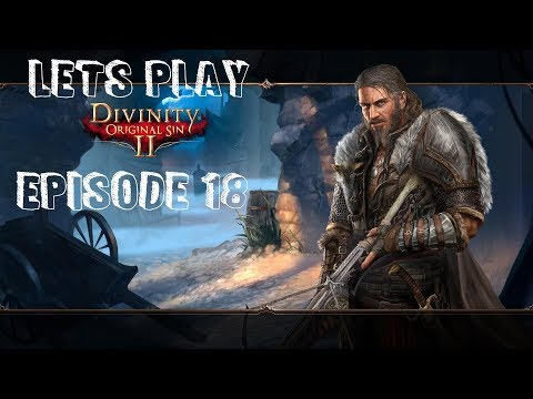 [FR][Tacticien] LET'S PLAY DIVINITY : ORIGINAL SIN 2 :  Retr