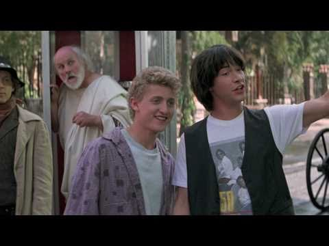 Bill & Ted's Excellent Adventu... is listed (or ranked) 42 on the list List of All Teen Movies