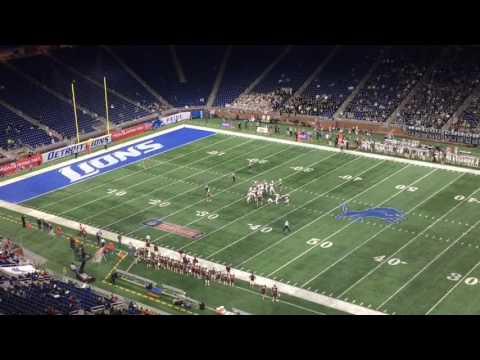 Grand Rapids West Catholic kicker nails state final-record 47-yard FG
