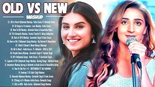 Old Vs New Bollywood Mashup 2021   Old Hindi Sad Songs Mashup_80s90s Remix Mashup_Indian Mashup 2021