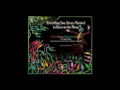Everything You Ever Wanted to Hear on the Moog  *But You Were Afraid to Ask (Complete Album)