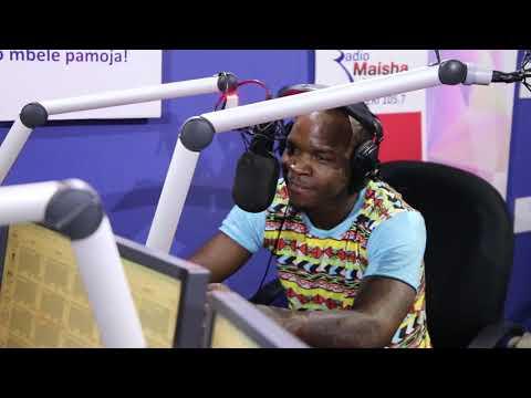 Timmy T Dat akiimba nyimbo zake Live Radio Maisha -[Konnect Show]