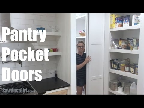 Pocket Door in Plano