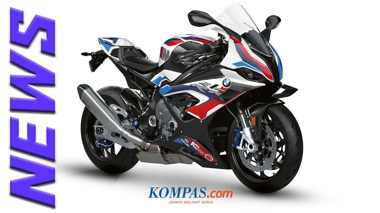 BMW Hadirkan Sportbike Performa Tinggi M1000RR