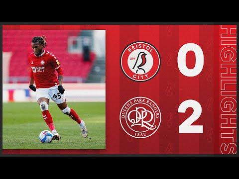 Bristol City QPR Goals And Highlights