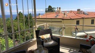 💥💰Недорогая недвижимость в Италии - Апарты с садом и видом на море в Санремо