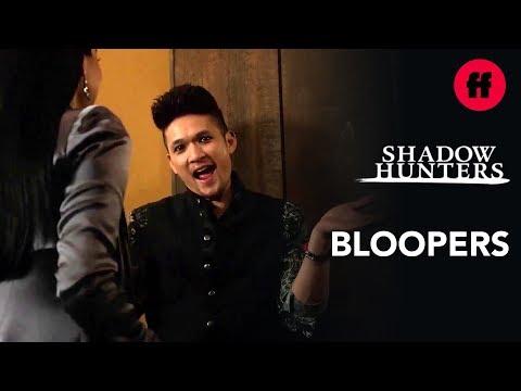 Shadowhunters | Season 3A Bloopers: Part 3 | Freeform