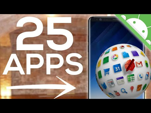 MEJORES 25 APPS PARA ANDROID / 2017