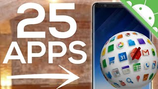 MEJORES 25 APPS PARA ANDROID