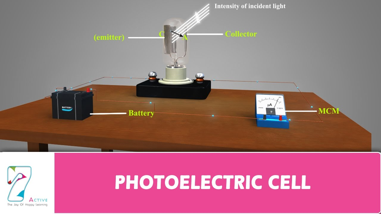 Photoelectric Cell Youtube Photocell Wiring Diagram