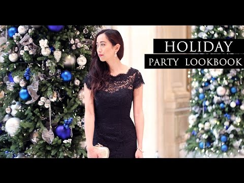 Holiday Party Outfits Lookbook | LookMazing