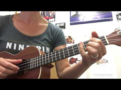 Misguided Ghosts by Paramore ukulele cover
