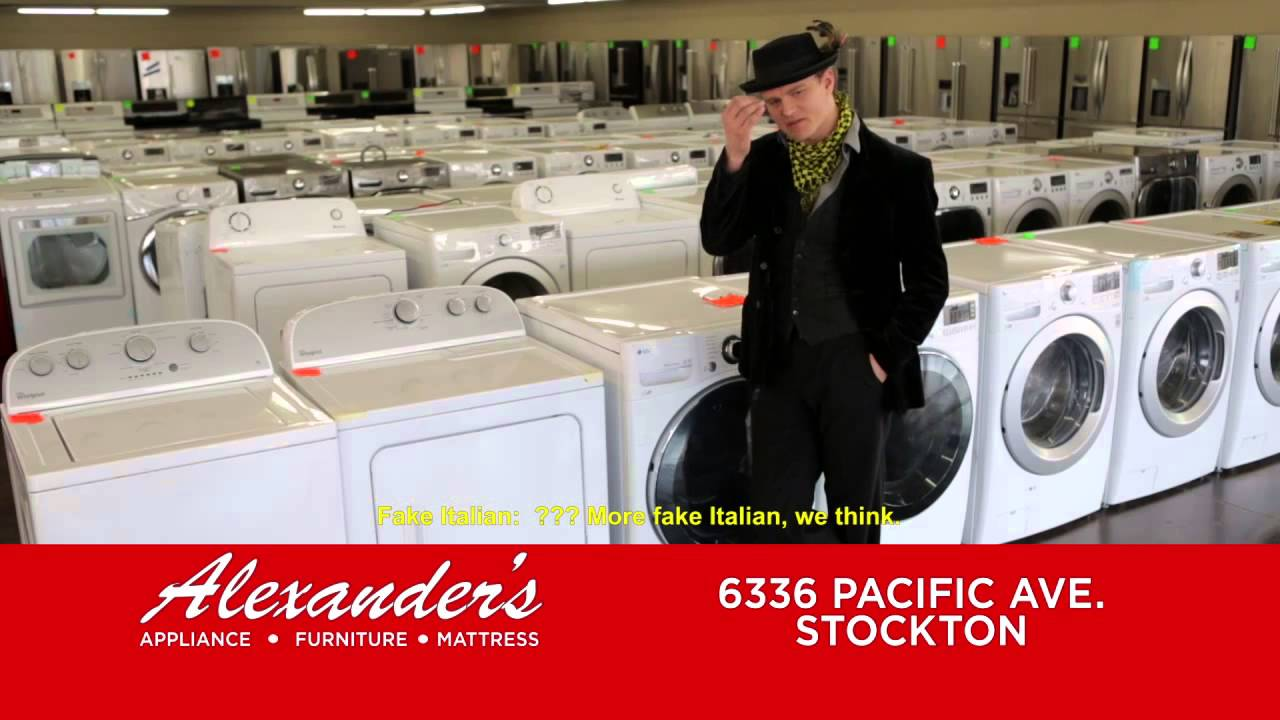 Alexanders Italian Commercial 6336 Pacific Ave Stockton CA 95207