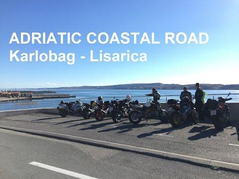 Adriatic Coastal Road (Karlobag - Lisarica)