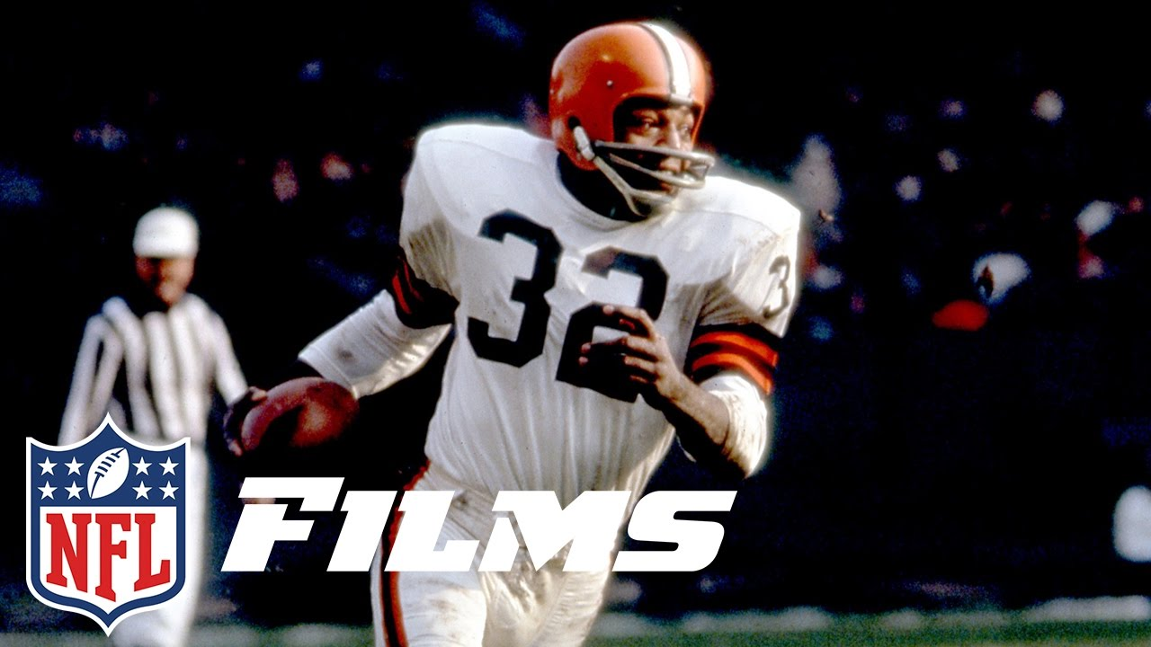 Jim Brown: The Legacy Begins | Jim Brown: A Football Life ...