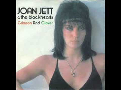 Joan Jett and the Blackhearts Crimson & Clover