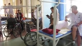 Реабилитация в Китае(Клиника в Китае. Многие наслышаны об эффективности китайской медицины. Как же это происходит? Первое, что..., 2016-05-18T09:22:47.000Z)