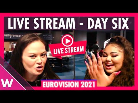 Eurovision 2021 Rehearsals livestream Day 6: Semi-Final 2 Austria - Serbia, The Big 5 & Host Country