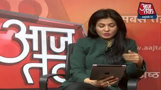 Anchor Chat: अंजना ओम कश्यप के साथ लाइव चैट