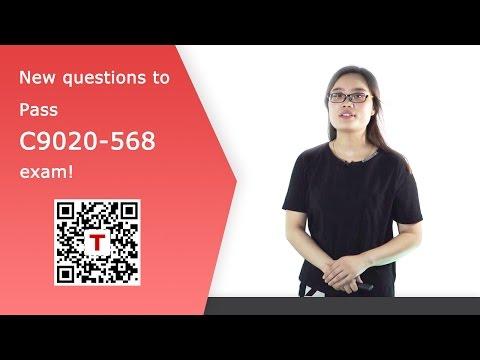 [Testpassport] Tips: how to pass IBM Certified Specialist C9020-568 exam