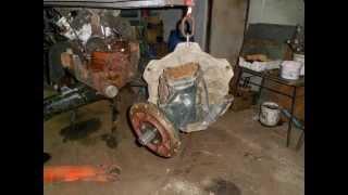 Ciągniki i maszyny do naprawy część 1