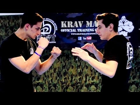 KRAV MAGA TRAINING • Overcome your enemy's guard