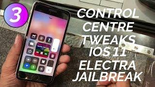 Control center tweaks ios 11 1