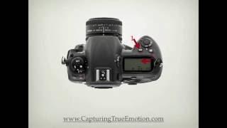 Nikon D3S Settings