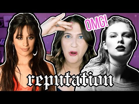 Taylor Swift TOURING with Camila Cabello?!