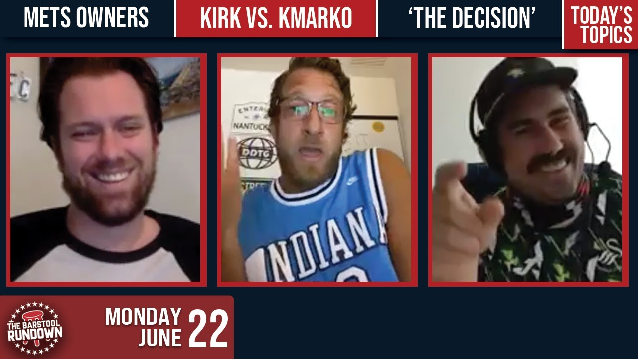 The Kirk Vs Kmarko Feud Continues On June 22 2020