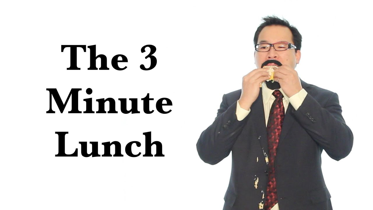 the min lunch bad boss diaries the 3 min lunch bad boss diaries
