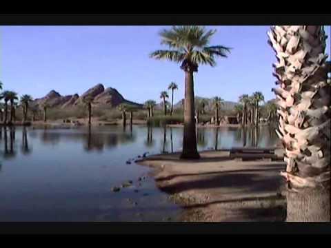 The Wild West: Papago Park, Arizona