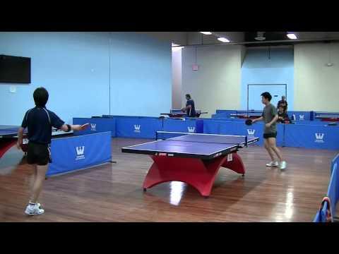 Wang, Can Kevin VS Chen, Bo Wen (U2500 Final - Part 1)