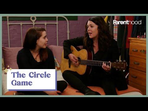 Lauren Graham e Mae Whitman - The Circle Game | Parenthood
