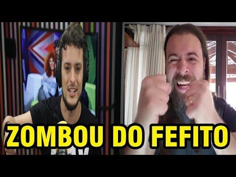 NANDO MOURA DEFENDE CAIO COPPOLLA | MAS ZOMBA DO FEFITO